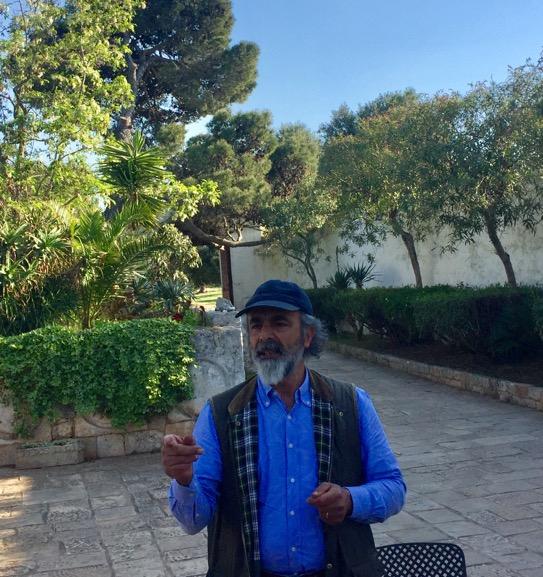 'Landlord' van Masseria Brancati