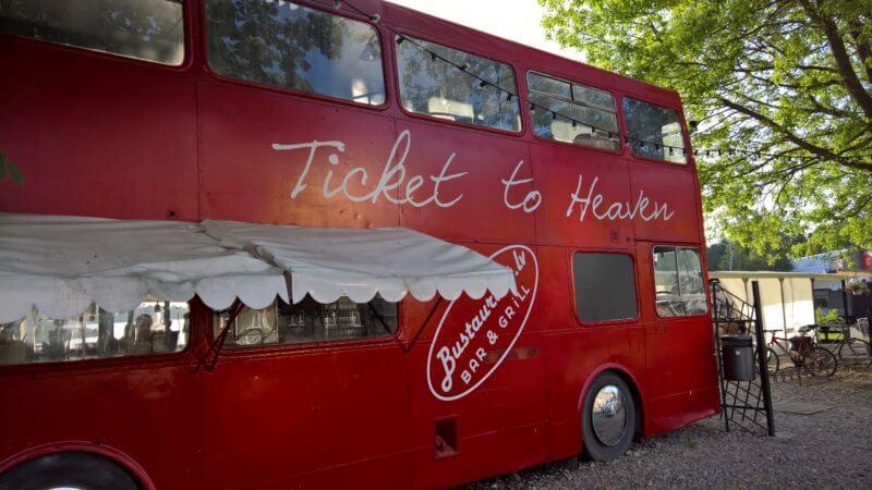 Tips voor Riga: Ticket to Heaven Riga