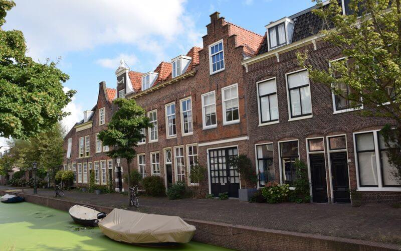 Stadswandeling door Leiden