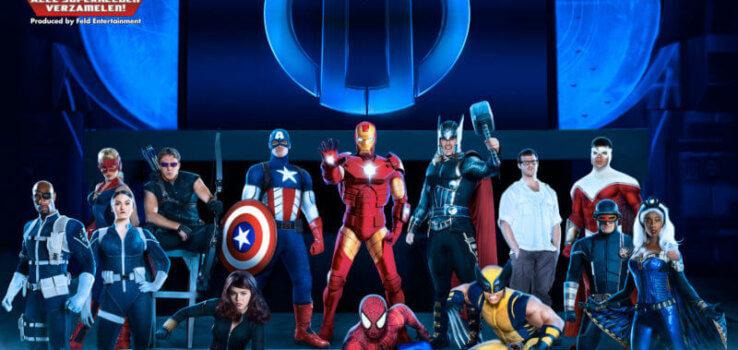 Superhelden - Marvel - Ahoy