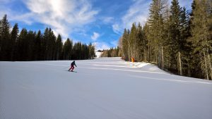Piste A1, skiën in Katschberg