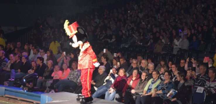 Disney on Ice - Mickey Mouse