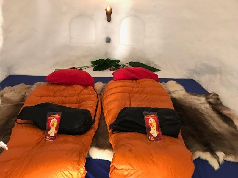 SkiWelt - Alpen Iglo - slapen in iglo