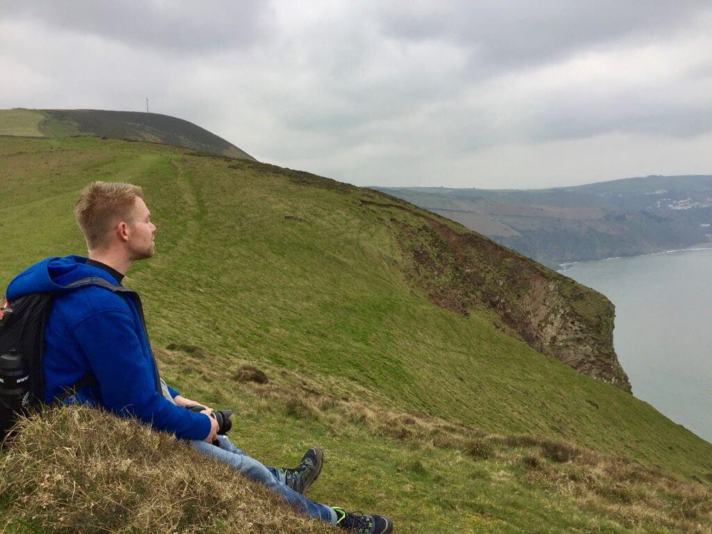 Exmoor - SWCP - Engeland - Wandelvakantie