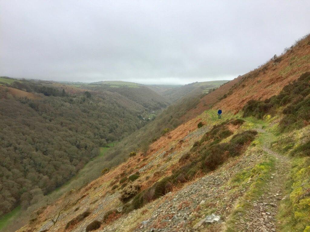 Hunters inn - Exmoor - SWCP