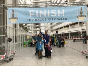 Finish The Hague City Walk