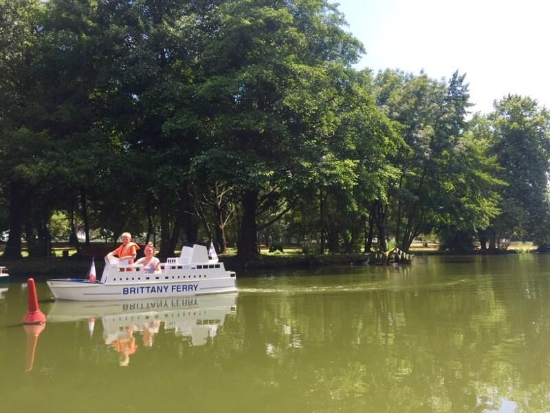 Tips - Dordogne - kinderen - varen