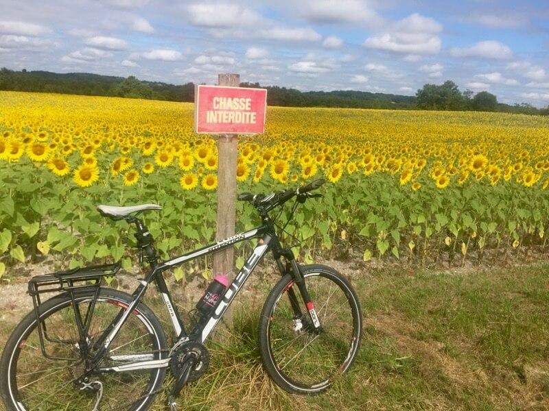 Tips - Dordogne - fietsen - uitje