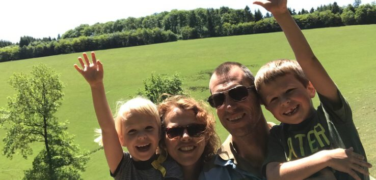 Eifel Wildpark Daun Duitsland