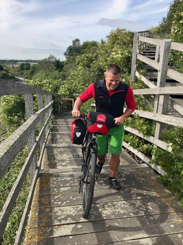 Trans Pennine Trail - Visit Britain - Fietsvakantie Engeland -Vaders op Reis