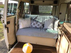 Interieur volkswagenbus Goboony