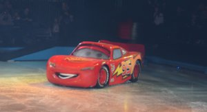 Disney on Ice Cars