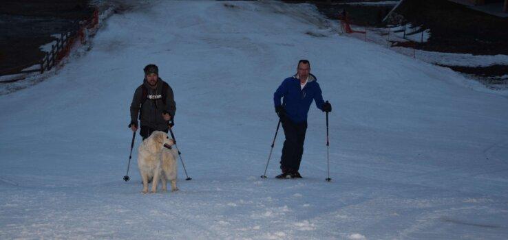 Sneeuwschoenwandelen in Zwitserland