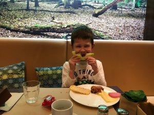 Ontbijt Hotel golden Tulip Alkmaar