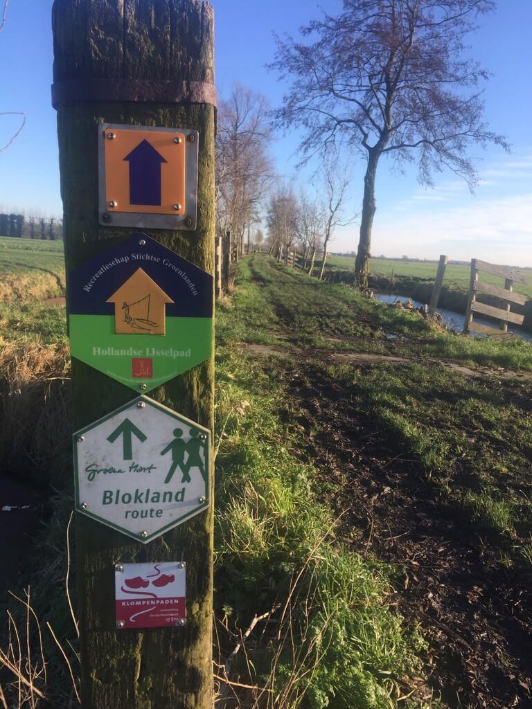 Klompenpad - IJsselstein - Eendenkooienpad - Vaders op Reis