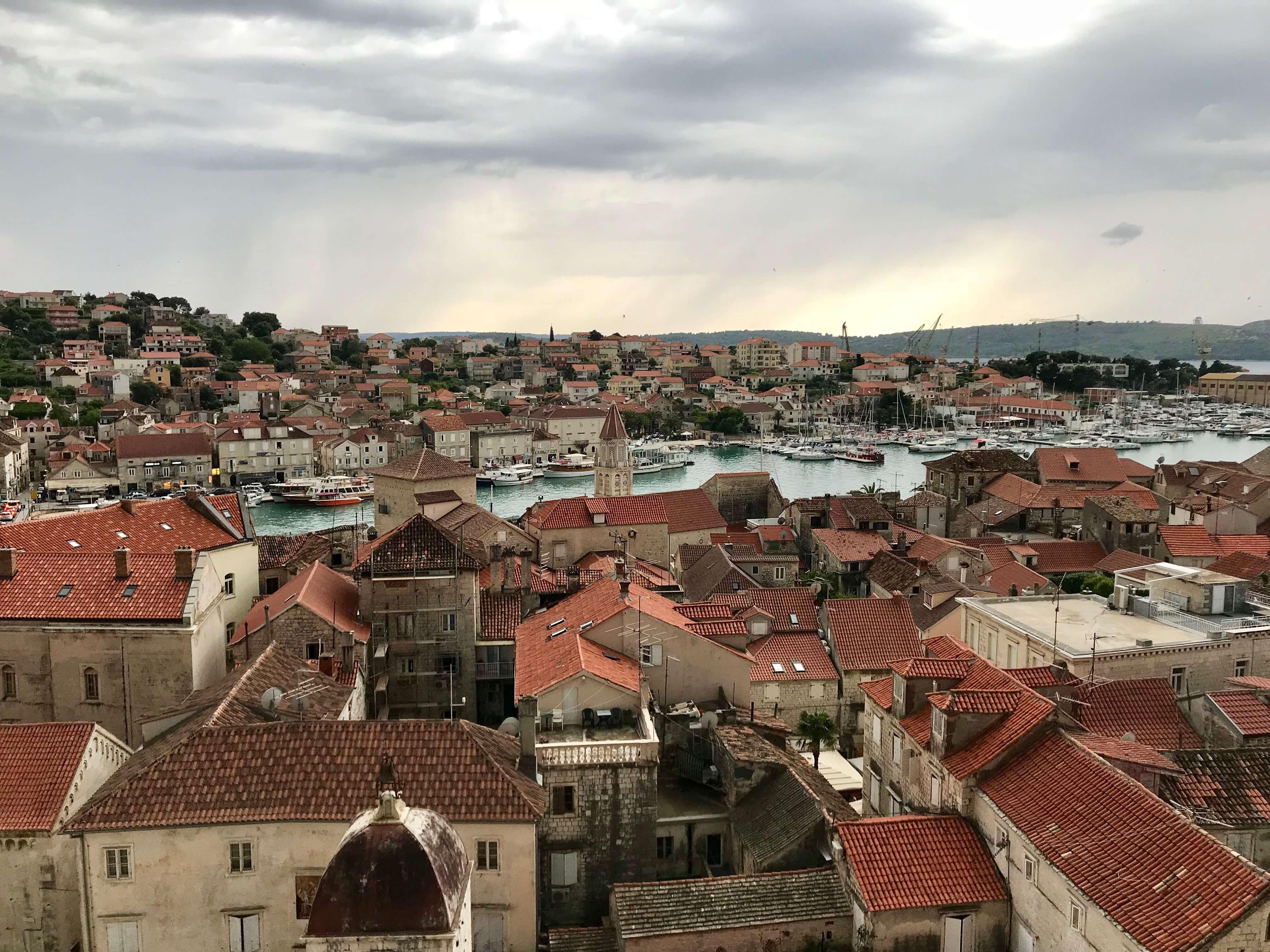 Trogir Kroatië