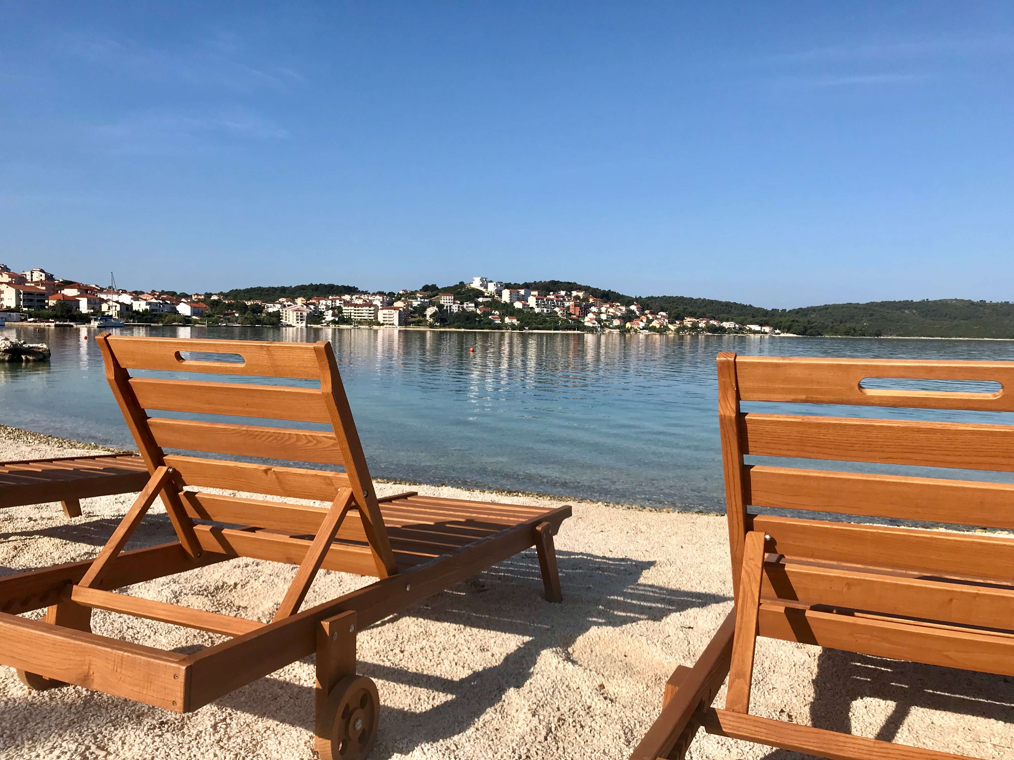 De beeldschone kust van Kroatië