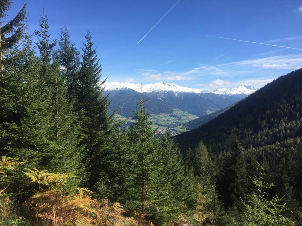 Innsbruck - Mountainbike - Mutteralm - Tirol - Vaders op Reis